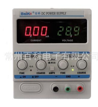 厂家供应直流稳压稳流电源30V5A LED电源厂商专用BK系列直流电源