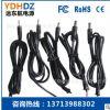 ROHS5.5*2.5DC电源线5.5*2.1电子线3.5*1.35开关电源适配器输出线