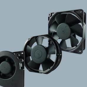 工业直流风扇 双滚珠 120x120X38 散热风扇