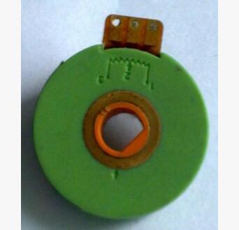 R24HS中空轴电位器,中空角度传感器 机器人电位器