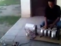 自由能 - 永磁电机发电机  冷空气00 (161播放)