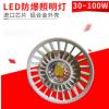 BAD隔爆型节能照明灯 工业LED防爆照明灯 夜间防爆型照明灯具