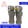 YK台湾永坤微型直角调速电机 转角减速电机 180W 交流220V/380V