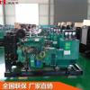 50kw千瓦潍柴潍坊柴油发电机组无刷全铜发电机 50KW柴油发电机