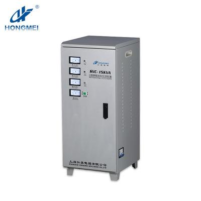 三相稳压器15KW 三端稳压电源380V全自动滑动式15KVA稳压器批发