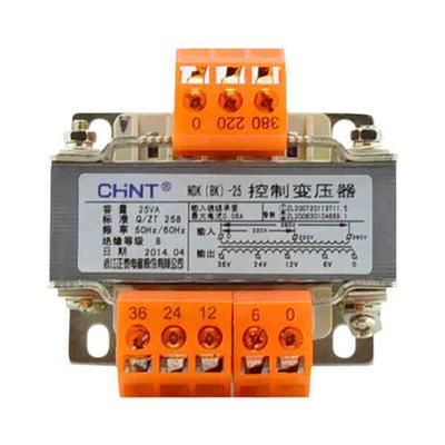 正品销售【正泰】NDK(BK)-25VA 380 220V/36 24 12 6 控制变压器