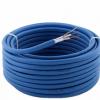双导发热电缆家用地暖线电地暖地热采暖管道防冻天沟融雪发热线缆