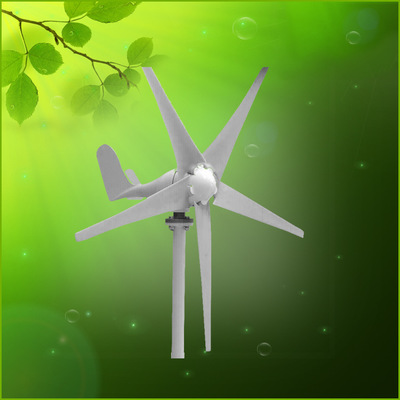 S型300W5叶牧用型风力发电机 风力永磁发电机