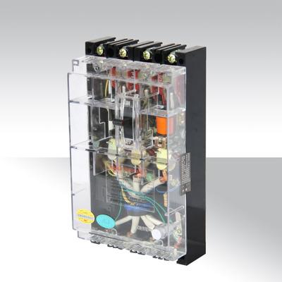 DZ10L塑壳漏电断路器 透明漏电价格从优