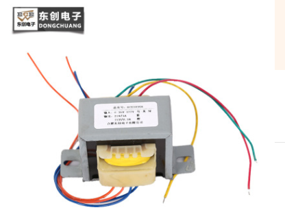 厂家直销 E I 型变压器 专业定制电源变压器 卧式变压器