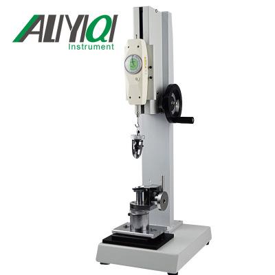 ABQ 纽扣拉力测试仪 艾力 指针式 衣服纽扣拉力专用测试仪 300N