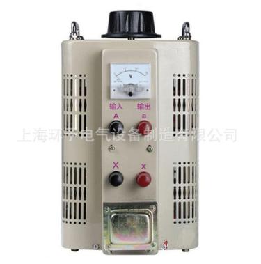 厂家直销 单相接触式调压器TDGC2-30KW 输出可调0-250V 30KVA
