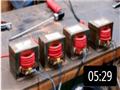 小伙拆了4个微波炉变压器, 制作一台电焊机, 动手能力值得称赞 (0播放)