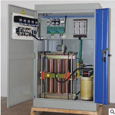 三相稳压器 波形失真小调压速度快 三相高精度全自动交流稳压器