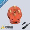 梅峰32A 440V三相四极玻璃钢工业可拆卸电源插头ZM6007