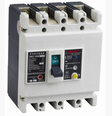 德力西漏保、漏电保护器CDM1L-800M漏电断路器800A