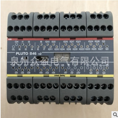 ABB安全继电器Pluto S46 v2;2TLA020070R1800原装正品