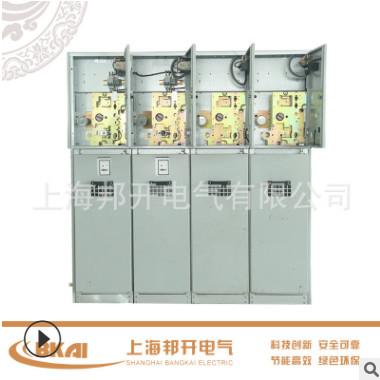 邦开品牌SF6环网柜 10kv 六氟化硫 高压环网柜充气柜HXGN15-12