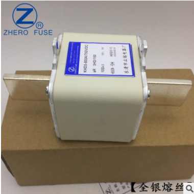 直流熔断器KHD3-315A 350A 400A 450A 500A 560A/DC750V正熔熔芯