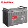 山特(SANTAK)UPS电池铅酸蓄电池免维护12V100AH C12-100AH