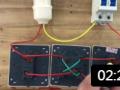 电工知识: 三个开关控制一盏灯, 灯不亮的原因有哪些, 如何维修 (9播放)