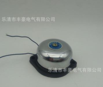 2寸无火花内击电铃UC4-55MM机械设备高压柜报警铃配电柜电铃