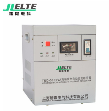 家用空调稳压器220V单相全自动交流稳压器5000W电脑专用稳压器