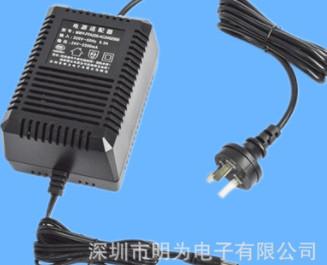 高速球电源AC 24V 2.5A 交流变压器电源 监控摄像机专用电源