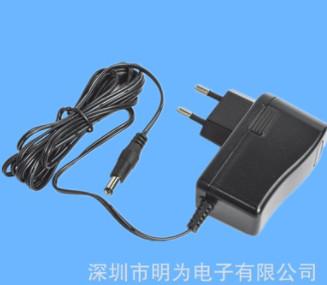 厂家生产销售12W电源适配器 DC12V 1A 安防监控电源 门禁系统电源