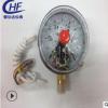 YNXC100耐震电接点压力表 抗震电接点压力表 防爆电接点压力表
