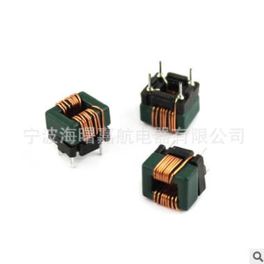 宁波现货供应批发方形电感共模电感细线电感F8X10X5可定制