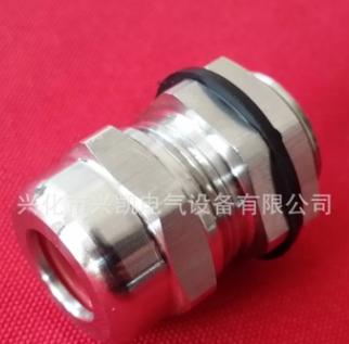 【厂家直销】 不锈钢电缆接头不锈钢填料函 防爆格兰头