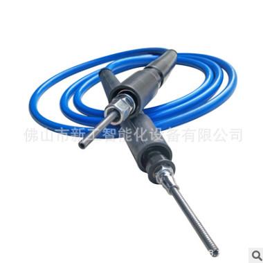 OTC焊接机器人后送丝软管机器人送丝管OTC机器人配件机器人送丝管