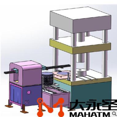 长期销售 单机冲压机械手 自动送料冲压机械手 五金上料冲压机械