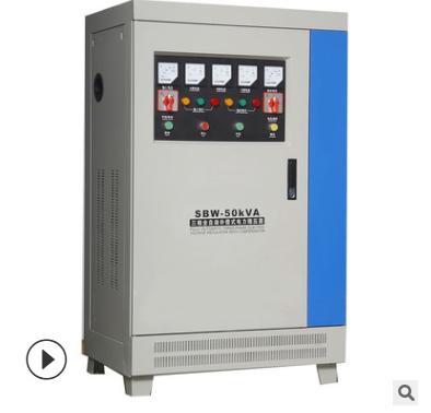 上海朗雳电器生产大功率稳压器 三相稳压器sbw-80kva 厂家直销