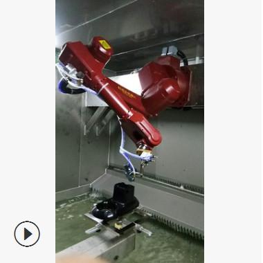 非标定制工业机器人 喷涂机器人 全套喷涂设备 喷漆设备 喷漆生