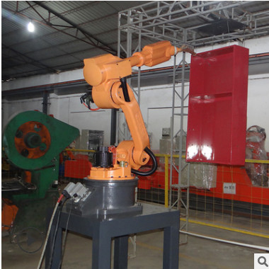 GZCR 六轴工业机器人 喷涂机器人 喷粉喷漆 削边上下料