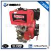 直销小型单缸风冷柴油机170FE 4马力电启动柴油发动机排量211CC