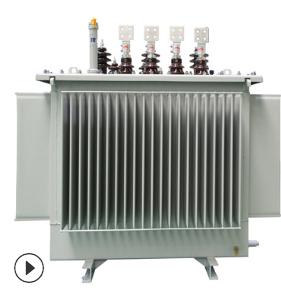 电气厂家直销S11-M-30~2500KVA 10kV全密封节能油浸立式变压器