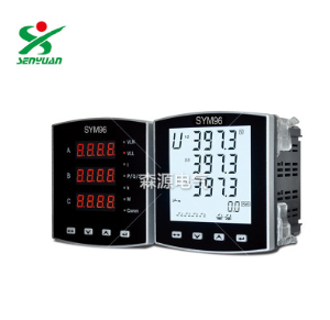 电气批发定制SYM数显智能电力仪表多功能仪表电力仪表生产厂家