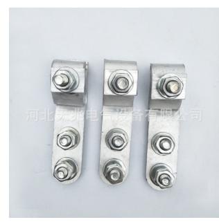 厂家批发 接户线夹 跨径接户线夹 电缆固定金具 支导线线夹
