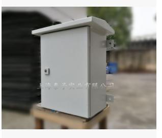 安防监控设备箱成套电气布线箱不锈钢户外配电箱抱杆机箱平安城市