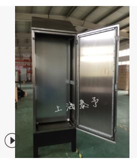 生产不锈钢控制柜 304不锈钢配电柜 仿威图不锈钢控制柜定制生产