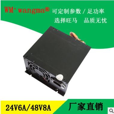 厂家直销可定制420WA台式电脑主机 PC电源机箱电源娃娃机电源