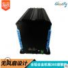 米锐智能2G无风扇嵌入式工控机支持1080P工业级散热电脑 代理批发