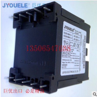 小型PCB安装接触器 LC1K12105 12A 线路板上用 3P+NO