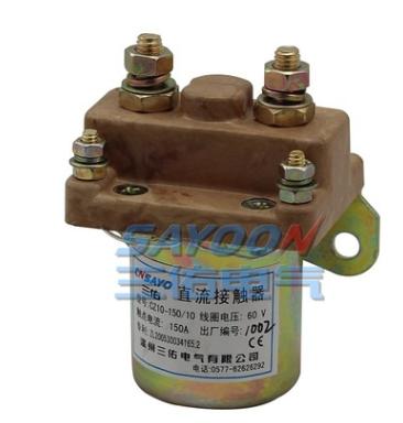 SAYOON三佑 直流接触器CZ10-150 电机 电信 温州三佑电气 CE FCC