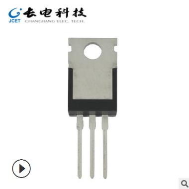 长电供应CJP04N60 TO-220插件三极管 MOS管 场效应管 N沟道