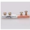 螺丝式免压式铜铝管铜铝过渡接线管