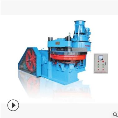 八孔盘免烧砖机 转盘式液压制砖机 环保八孔盘转压砖机自动码垛机
